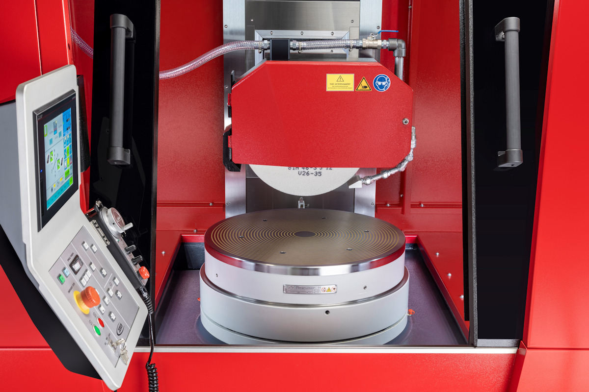 ZIERSCH Rotary table grinding machines